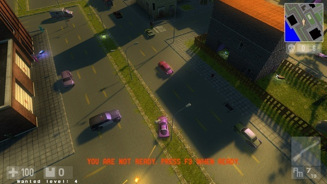 Street Arena Screenshot 1