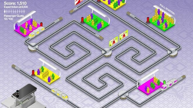 Subway Scramble Screenshot 5