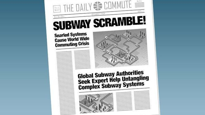 Subway Scramble Screenshot 7