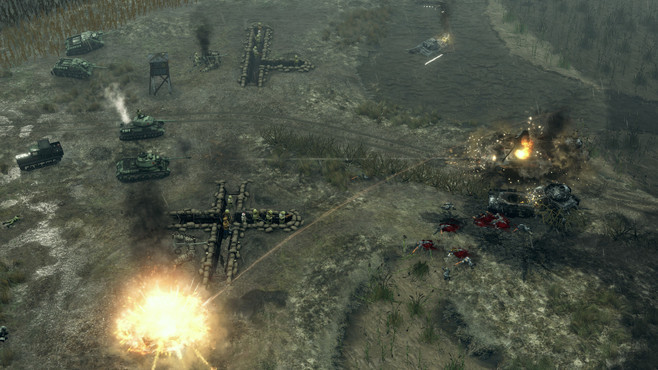 Sudden Strike 4 Screenshot 17