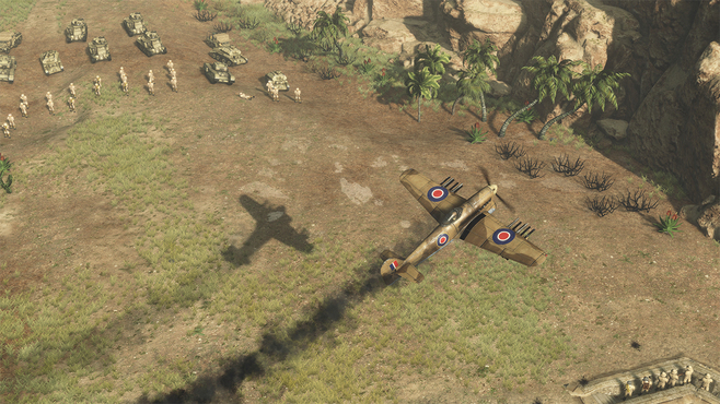 Sudden Strike 4: Africa – Desert War Screenshot 3
