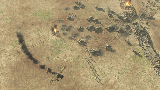 Sudden Strike 4: Africa – Desert War Screenshot 4