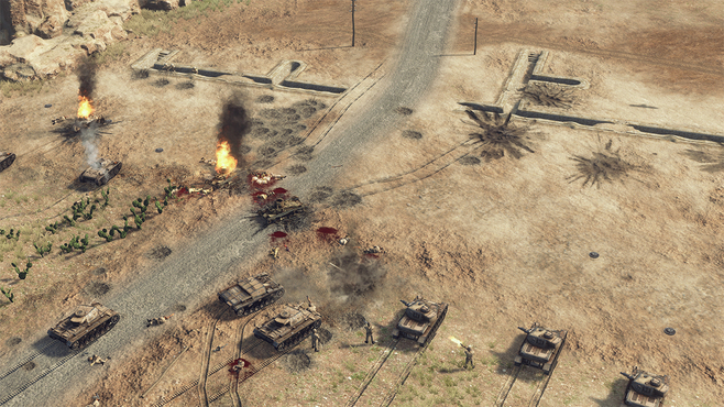 Sudden Strike 4: Africa – Desert War Screenshot 5