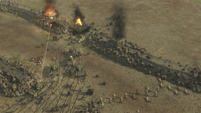 Sudden Strike 4: Africa – Desert War Screenshot 7