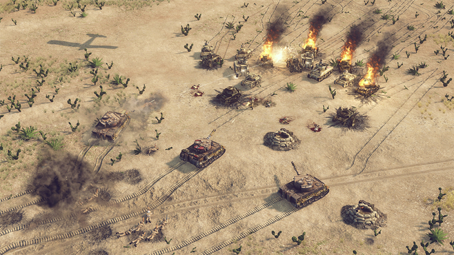 Sudden Strike 4: Africa – Desert War Screenshot 12