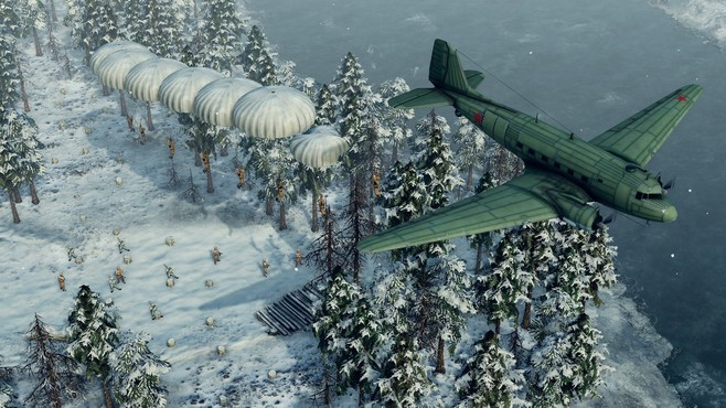 Sudden Strike 4 - Finland: Winter Storm Screenshot 3