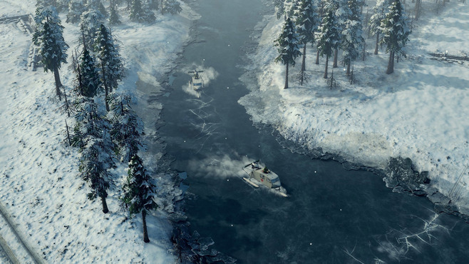 Sudden Strike 4 - Finland: Winter Storm Screenshot 5