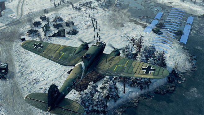 Sudden Strike 4 - Finland: Winter Storm Screenshot 7