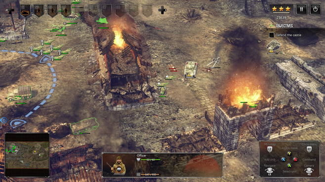 Sudden Strike 4: The Pacific War Screenshot 1