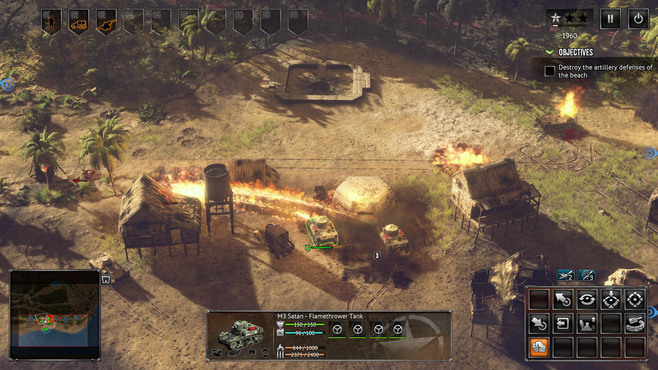 Sudden Strike 4: The Pacific War Screenshot 2