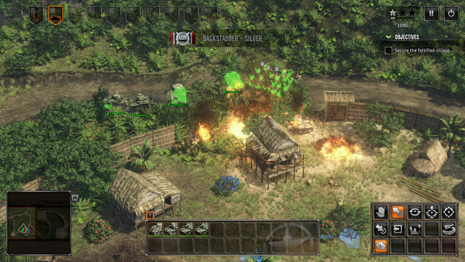 Sudden Strike 4: The Pacific War Screenshot 8
