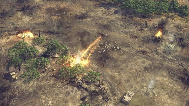 Sudden Strike 4: The Pacific War Screenshot 13