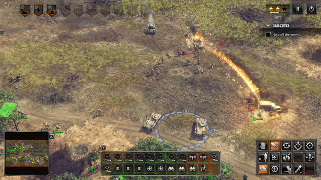 Sudden Strike 4: The Pacific War Screenshot 15