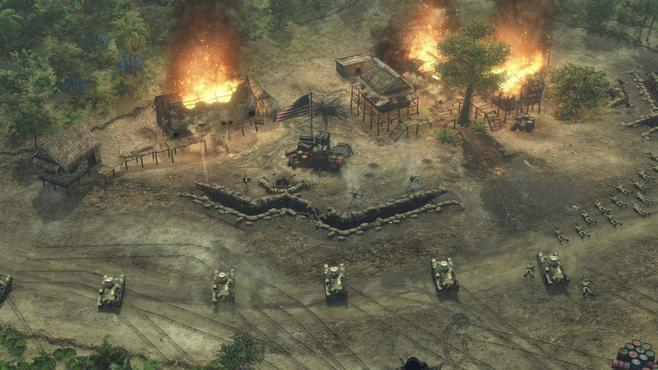 Sudden Strike 4: The Pacific War Screenshot 17