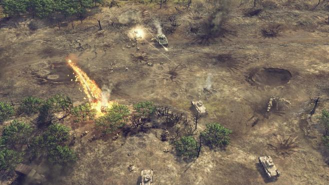 Sudden Strike 4: The Pacific War Screenshot 21
