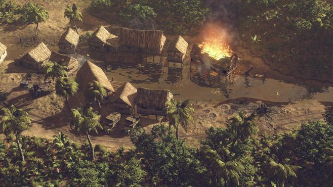 Sudden Strike 4: The Pacific War Screenshot 22
