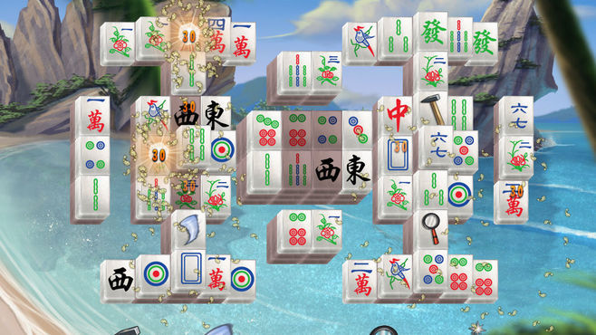 Summer Mahjong Screenshot 3