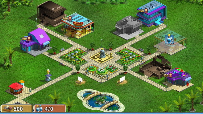 Summer Resort Mogul Screenshot 6