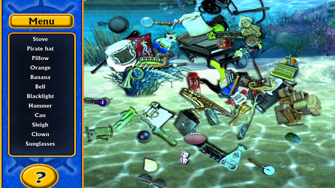 Sunken Treasures Screenshot 2