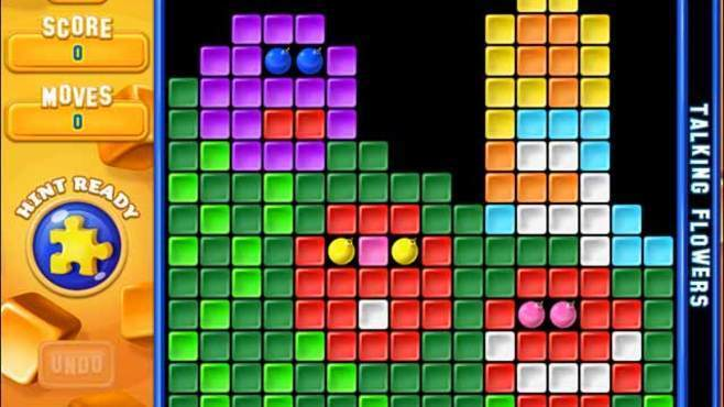 Super Collapse! Puzzle Gallery 3 Screenshot 1