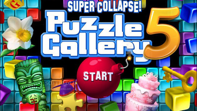 Super Collapse! Puzzle Gallery 5 Screenshot 1