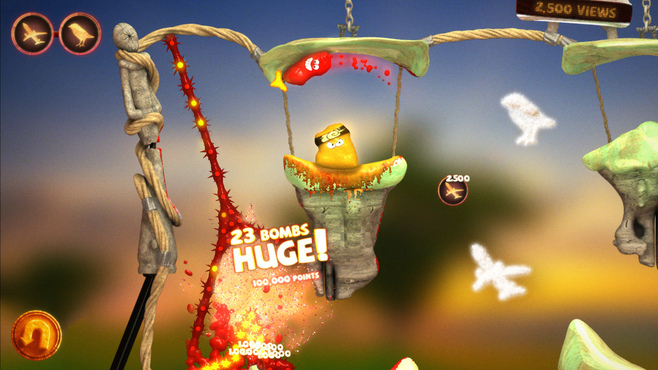 Super Splatters Screenshot 3