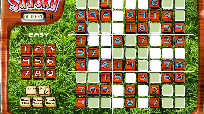 Super Tile Sudoku Screenshot 2