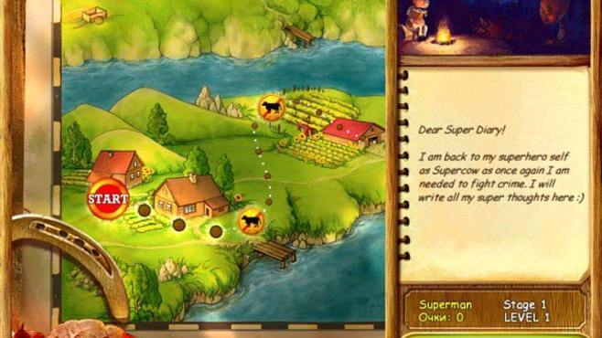 Supercow Screenshot 2