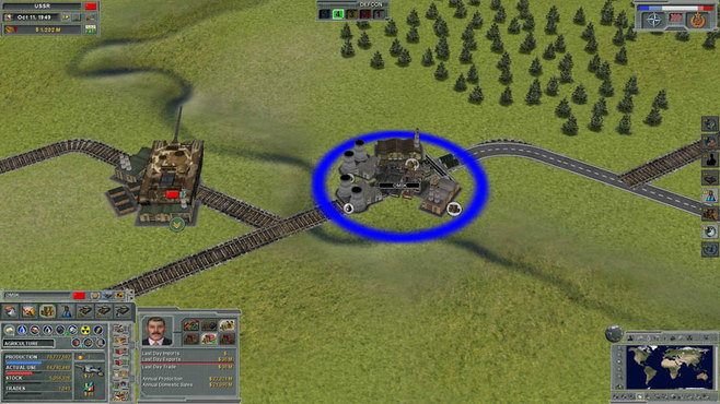 Supreme Ruler Cold War Screenshot 2