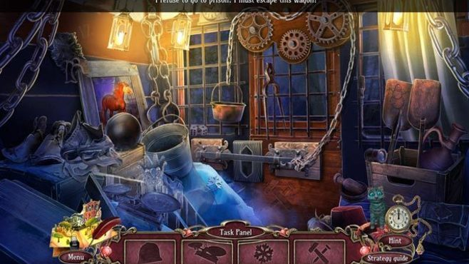 Surface: Lost Tales Collector's Edition Screenshot 1