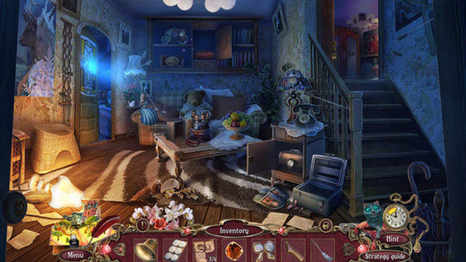 Surface: Lost Tales Collector's Edition Screenshot 2