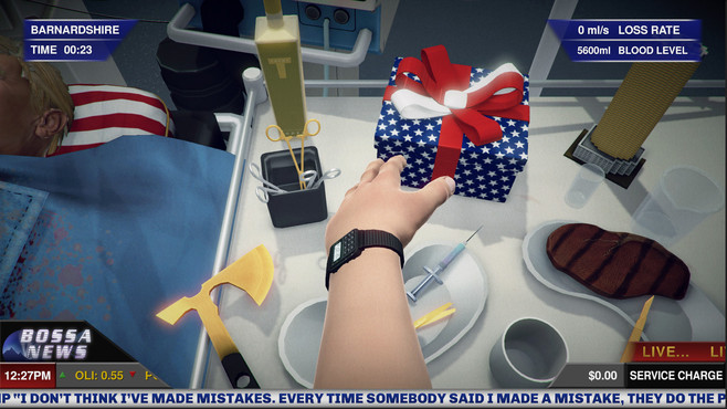 Surgeon Simulator Anniversary Edition + I Am Bread Screenshot 11