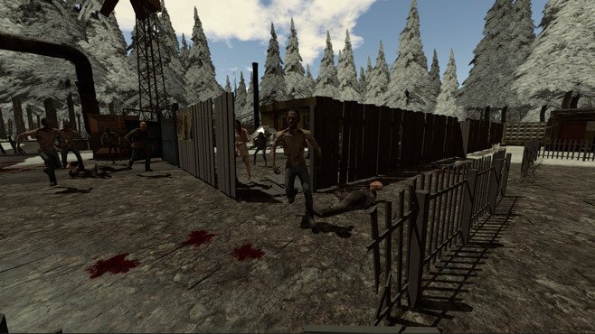 Survival Zombies The Inverted Evolution Screenshot 1