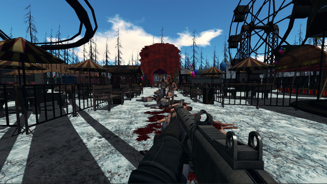 Survival Zombies The Inverted Evolution Screenshot 4