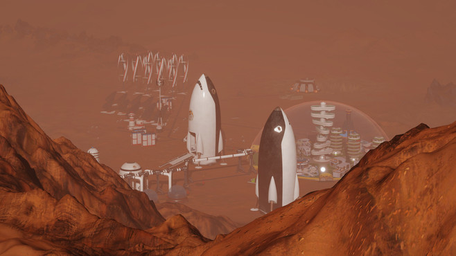 Surviving Mars: Deluxe Upgrade Pack Screenshot 2