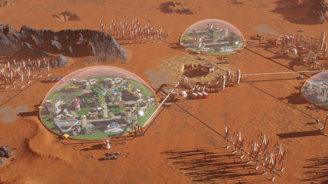 Surviving Mars: Deluxe Upgrade Pack Screenshot 3