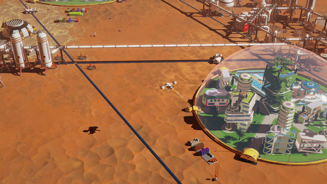 Surviving Mars: Deluxe Upgrade Pack Screenshot 6