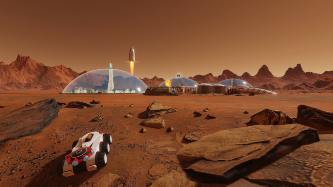 Surviving Mars: Space Race Screenshot 3