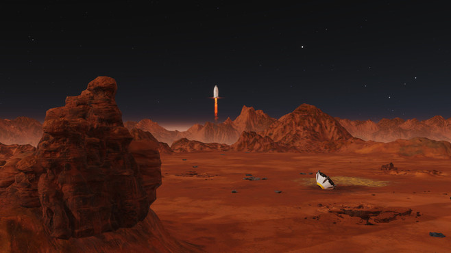 Surviving Mars: Space Race Screenshot 4