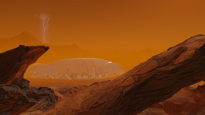 Surviving Mars: Space Race Screenshot 5