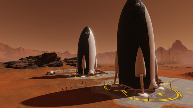 Surviving Mars: Space Race Screenshot 6
