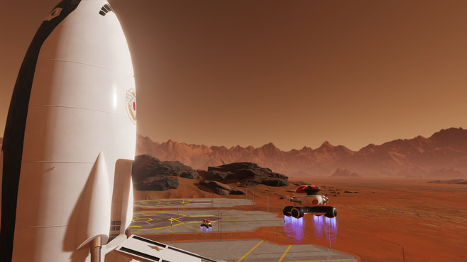 Surviving Mars: Space Race Screenshot 8