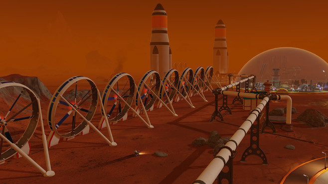 Surviving Mars: Space Race Plus Screenshot 15