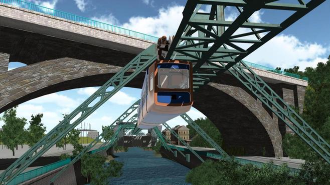 Suspension Railroad Simulator 2013 Screenshot 4
