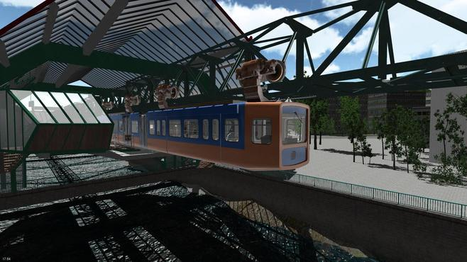 Suspension Railroad Simulator 2013 Screenshot 5