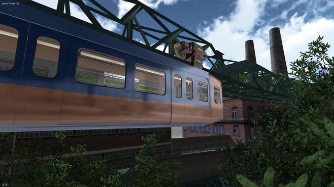 Suspension Railroad Simulator 2013 Screenshot 10