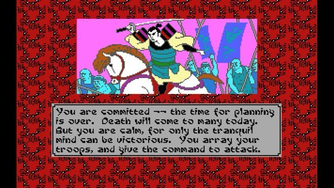 Sword of the Samurai Screenshot 9