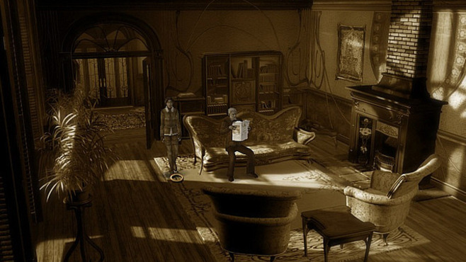 Syberia II Screenshot 10