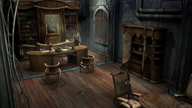 Syberia Screenshot 2