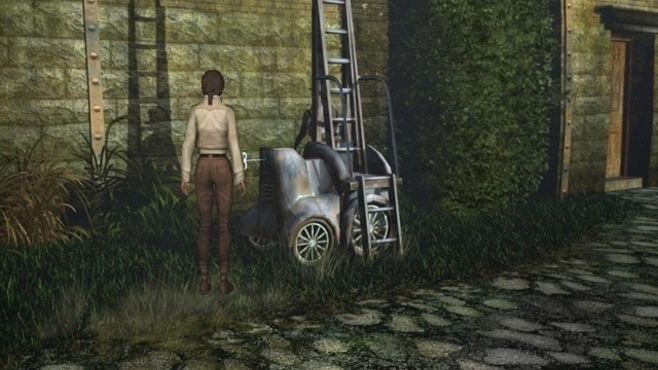 Syberia Screenshot 10